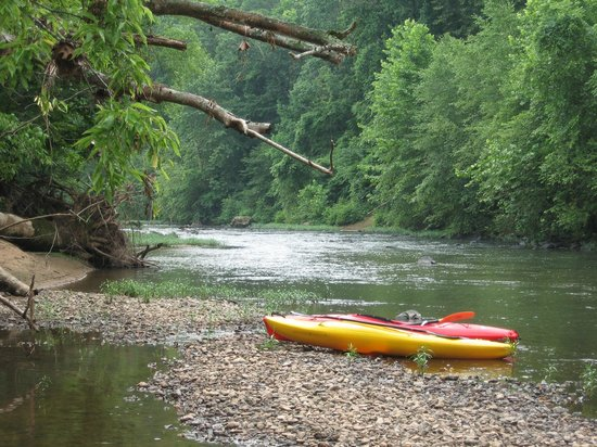 Rapidan River Kayak Company : A great way to cool off on a hot, summer day!