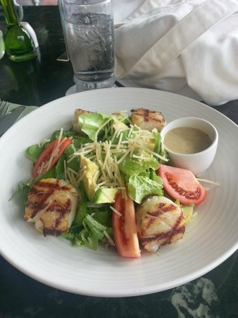 Ilima Terrace Restaurant :                   MYOS with grilled scallops