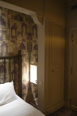 Hotel Arioso :                   wardrob