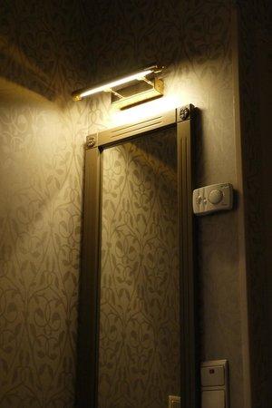 Hotel Arioso :                   mirror