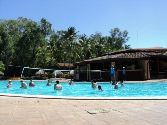 Barcelo Montelimar:                   Pool