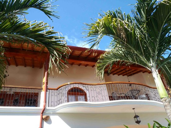 Condo Hotel Xalteva:                   Upper Balcony