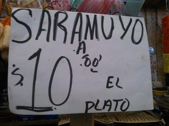 Mision Merida Panamericana : El mercado a unas cuadras del hotel