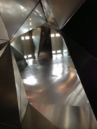 Silken Puerta America:                   4th floor