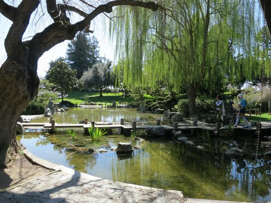 Happy Hollow Park and Zoo:                   Japanese Garden in Lee Park