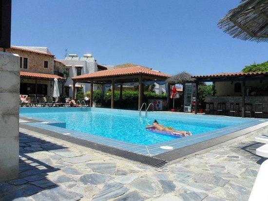 Ledra Maleme:                   pool view