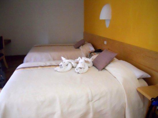 Axkan Arte Hotel : camera