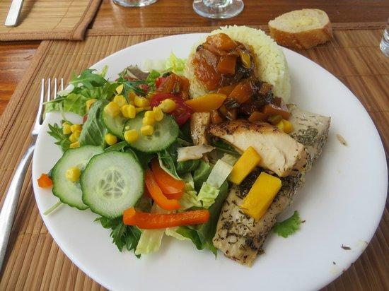 Passaat Classic Schooner:                   Luncheon