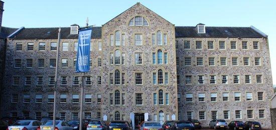 New Lanark Mill Hotel:                                     Hotel