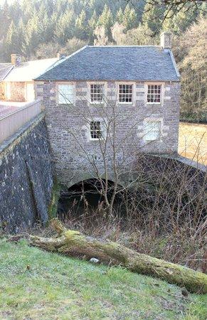 New Lanark Mill Hotel:                                     Mill