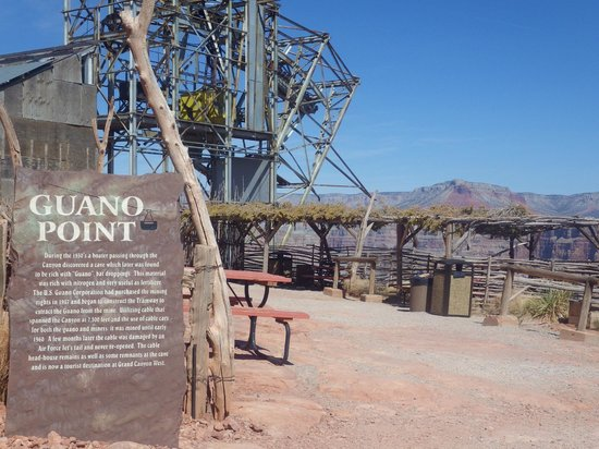 Comedy on Deck Tours: Guano Point, Old Guano Mine