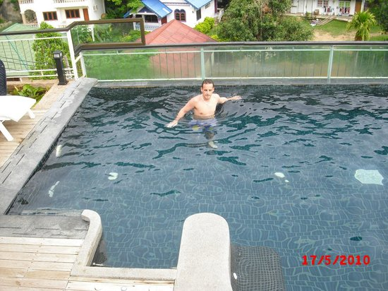 Kata Beach Studio:                                     Swimming pool:)