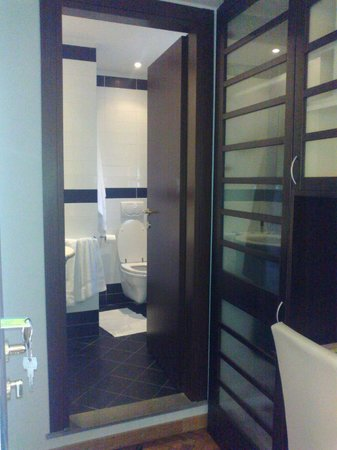 Hotel Duomo Firenze:                   bagno