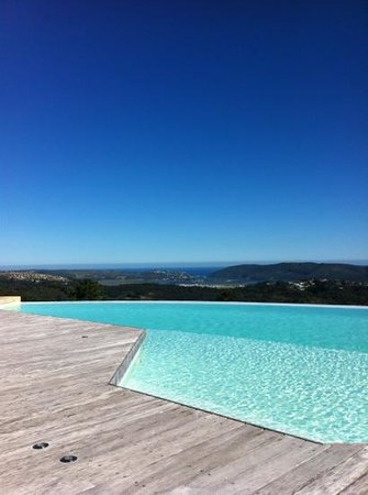 Simola Hotel Country Club & Spa :                                     pool at simola
