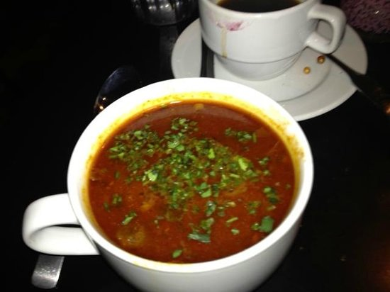 The Abbey:                   Vegetable Soup