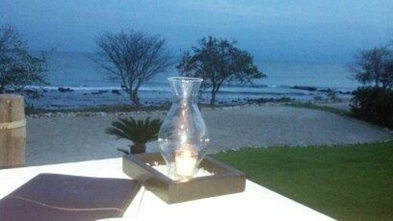 The St. Regis Punta Mita Resort:                   Table at Sufi