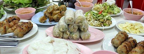 Hanoi restaurant