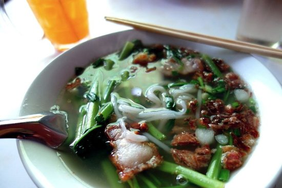 Duck Yellow Noodle
