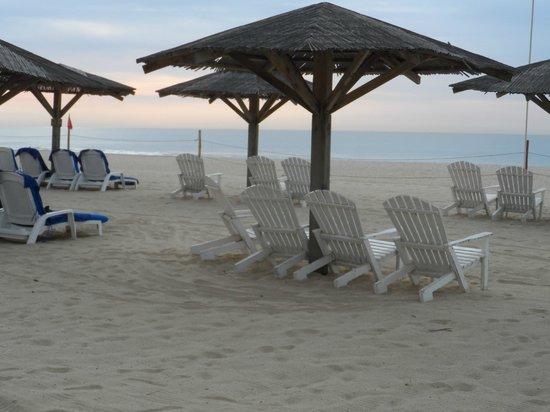 Posada Real Los Cabos:                   Posada's Beach