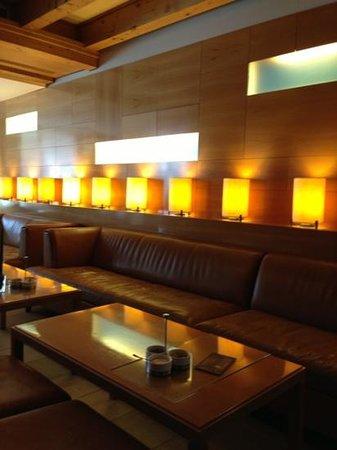 Theresia Gartenhotel: hotel lounge area