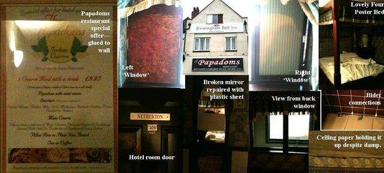 Birmingham Best Inn Hotel:                   Our room