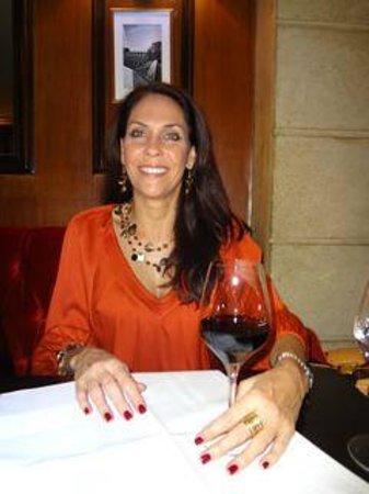 Dinner at Le Castiglione