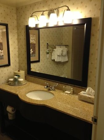 Holiday Inn Express & Suites Mobile West I-10:                   bathroom was spotless