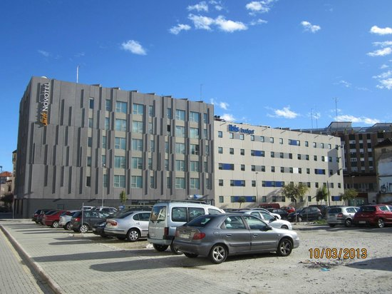 Ibis budget Malaga Centro: Vue de l'extérieur