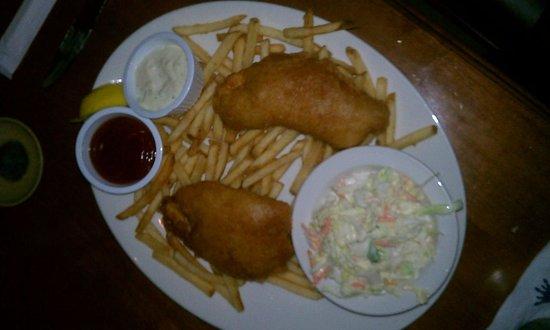 Kings Fish House: Fish & Chips