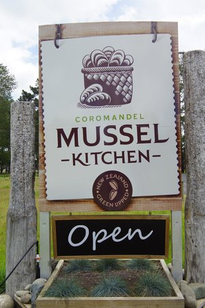 Coromandel Adventures - Day Tours:                   Great place for mussels