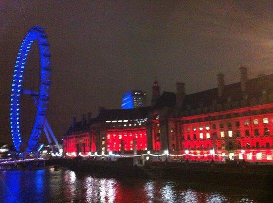 London Marriott Hotel County Hall:                   Marriott London
