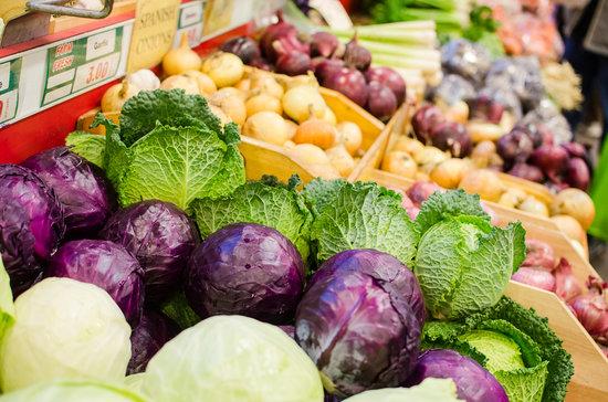 Old Strathcona Farmers' Market: Seasonal veggies galore!