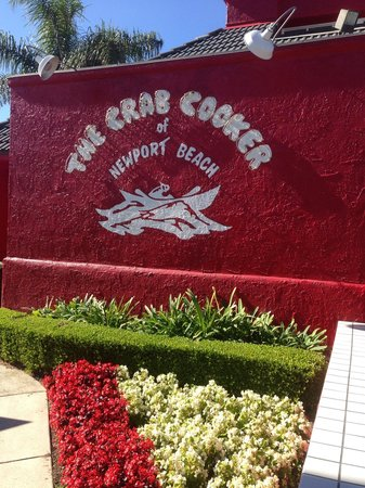 Crab Cooker Restaurant: Entrance