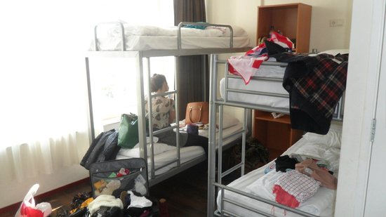 Nieuw Slotania Hotel:                   Ignore all the mess