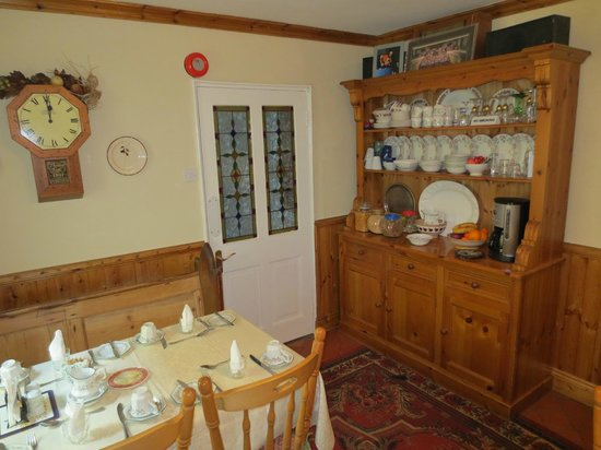 The Willows : Dining Room