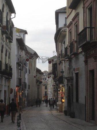 Hotel Casa Morisca:                   Drive to Hotel