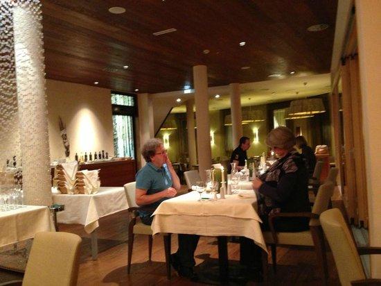 Spa Hotel Zedern Klang : Abendrestaurant