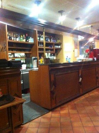 Pizzeria Chez Jeannot: bar