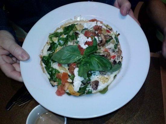 Hotel Alyeska: Breakfast