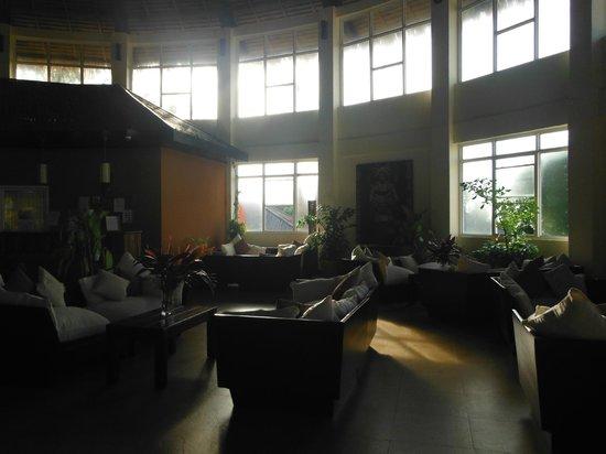 Media Luna Resort & Spa :                                     le lobby