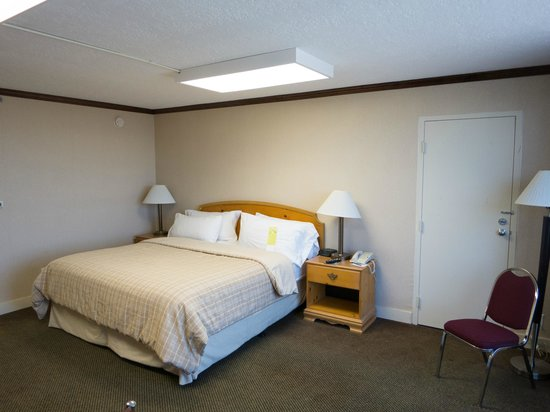 Four Points by Sheraton Kansas City Airport: Bedroom