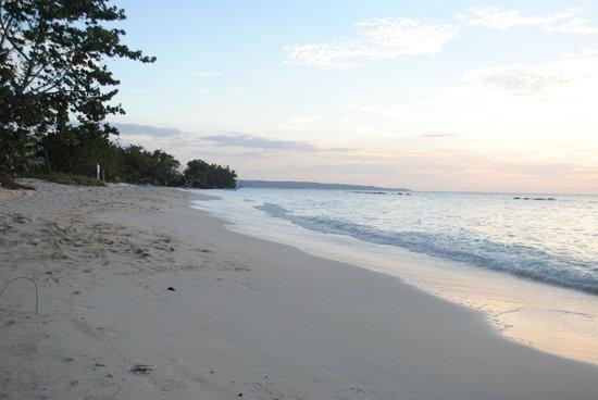 The Beach At Long Bay Beach Park  Negril Jamaica