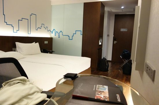 Galleria 10 Hotel Bangkok by Compass Hospitality:                   Double Room