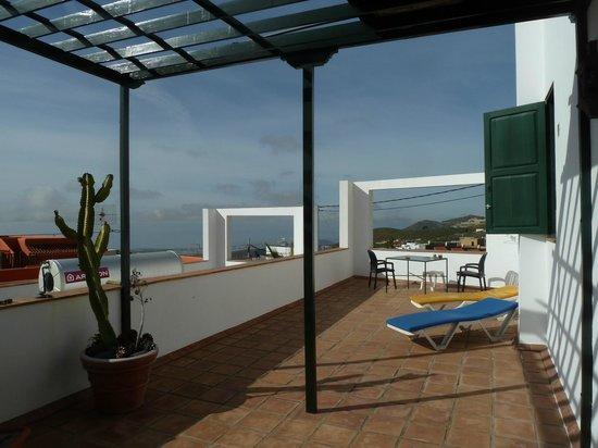 Casa San Miguel:                   Terrace  nr. 6
