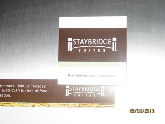 Staybridge Suites Houston IAH - Beltway 8:                   Just a reminder for us of where we stayed