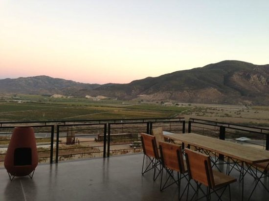 Encuentro Guadalupe: The Lobby Terrace