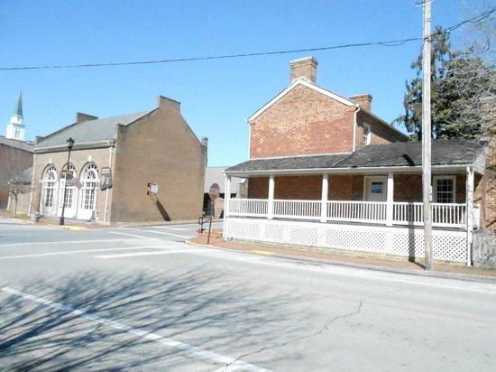 Andrew Johnson National Historic Site: Home