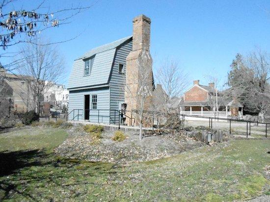 Andrew Johnson National Historic Site: Farm House
