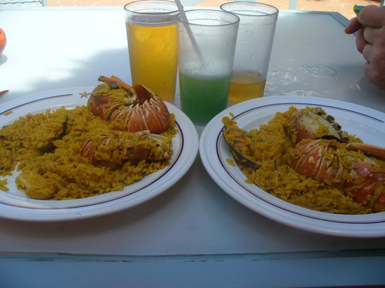 Iberostar Bavaro Suites:                                     Paella Party at the pool by the beach