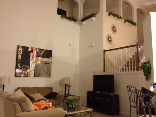 Windsor Palms Resort: stue nr.2267
